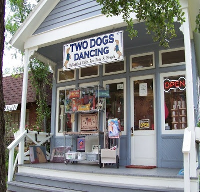 Two Dogs Dancing, Delightful Gifts for Pets and People, Ocean Springs, Mississippi