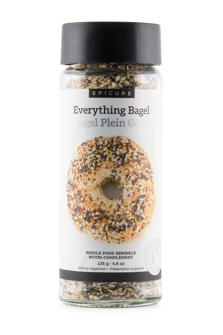 Everything Bagel Whole Food Sprinkle https://kayhamel.epicure.com