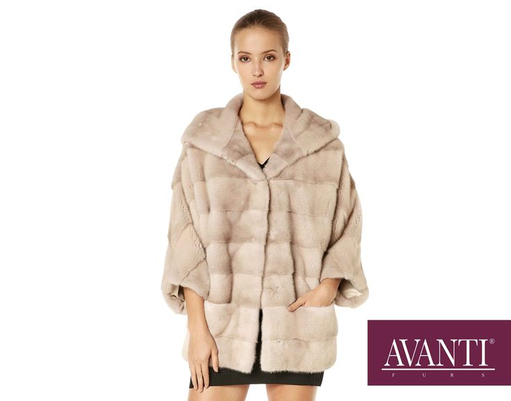 AVANTI FURS - MODEL: MIRANDA K MINK JACKET #avantifurs #fur #fashion #fox #luxury #musthave #мех #шуба #стиль #норка #зима #красота #мода #topfurexperts