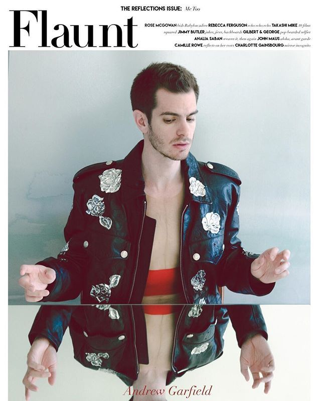 """There was the technical side to prepare for,"" actor and Flaunt's Reflection Issue cover star Andrew Garfield explains of his role in Oscar-buzzing film @BreatheMov. ""Which was the disability itself and what it means for the body, what it means for the voice and what it means in terms of being breathed for by an external machine. That was the thing I was most neurotic about because it was so hard to get right—and you need to get it right. It was very hard to pin down what the sound was…"