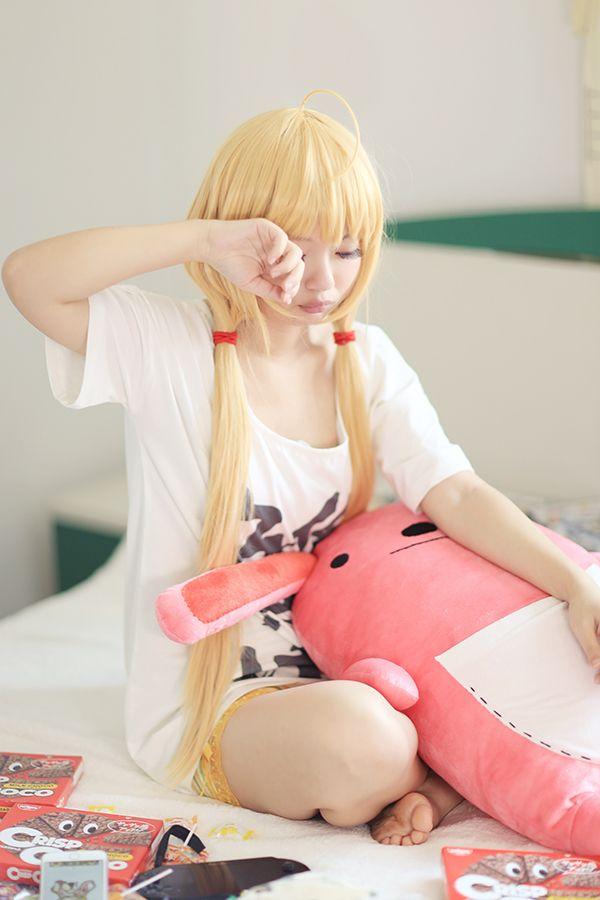 Renta(怜太) Anzu Futaba Cosplay Photo - WorldCosplay