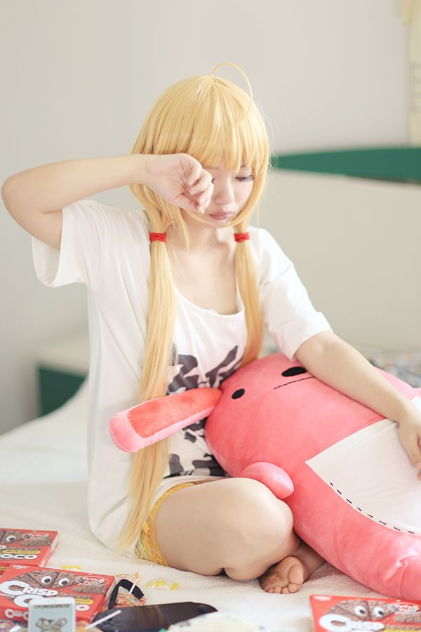 Renta(怜太) Anzu Futaba Cosplay Photo - WorldCosplay