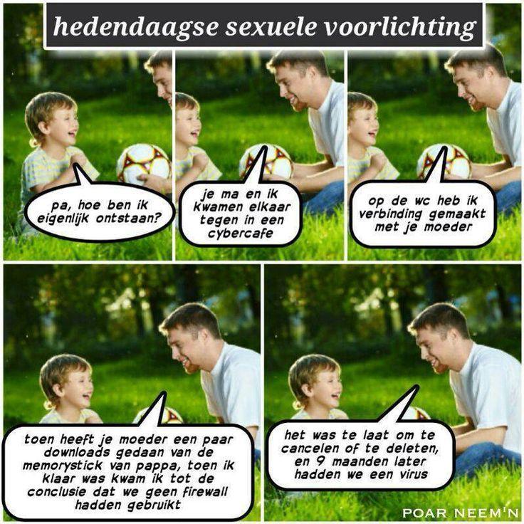 hedendaagse sexuele voorlichting ...