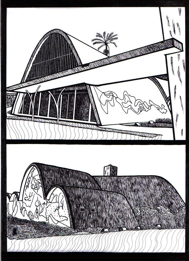 Pampulha e Oscar Niemeyer, pelo meu olhar, uma releitura.