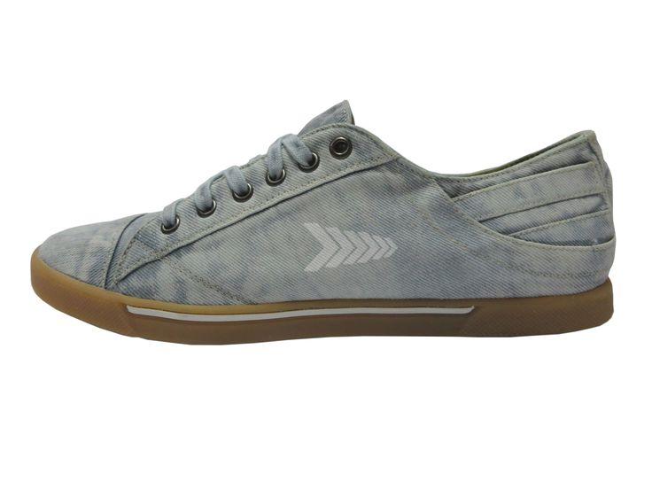 Calzado In2Go - Ref: OVD Grey. Tipo ten. - Montado en Calzado Masculino - Acabado Unisex. Disponible en tallas  Masculino del 37 al 42. y Femenino del 34 al 40.