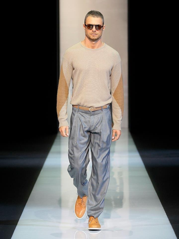 Giorgio Armani Men – Men's Collection Spring/Summer 2013 - GF Luxury