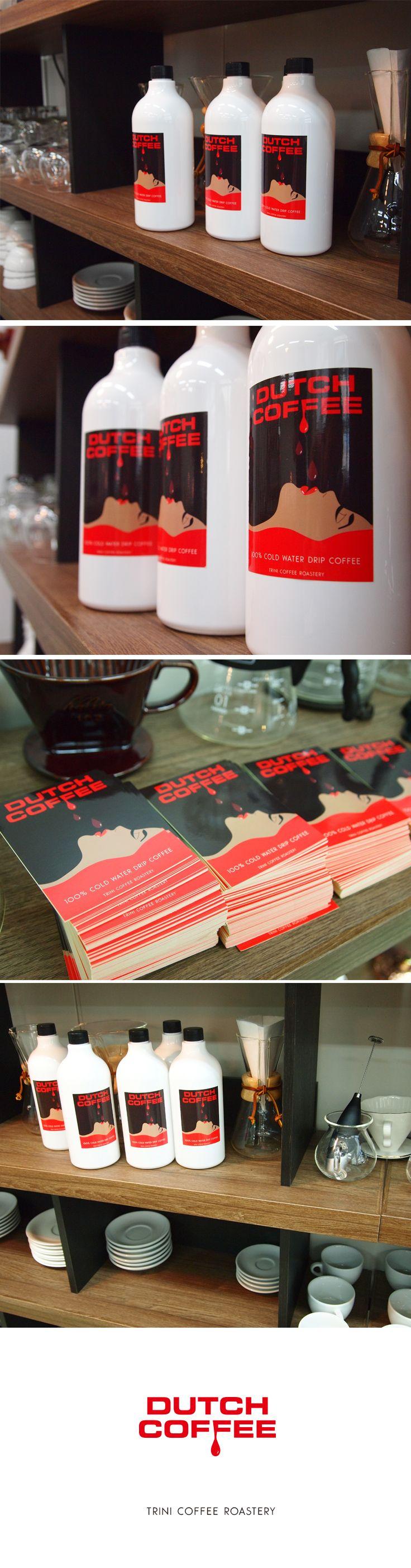Label_Dutch coffee/ Client_TRINI COFFEE / vayu