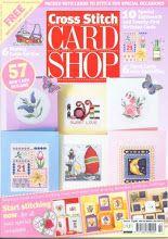 Cross Stitch Card Shop Issue 22 January/February 2002 Saved