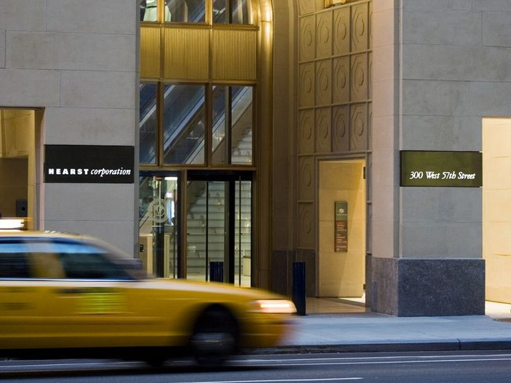 Hearst Corporation Hearst Tower Signage | C&G Partners