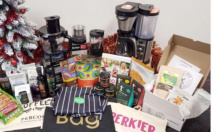 Win a massive Christmas bundle worth more than £700 with Ninja Kitchen UK http://woobox.com/usxf9r/jq7b9y