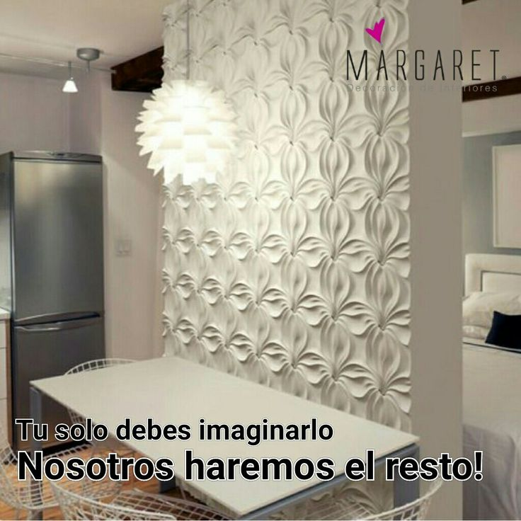 Ideas con Paredes 3D!