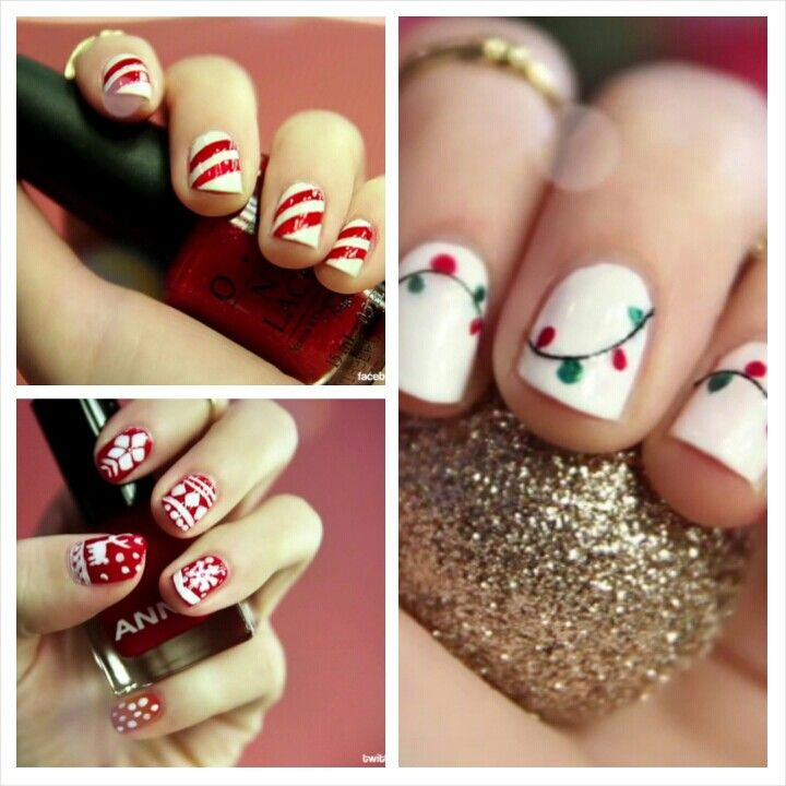 Zuckerstangen-Lichterketten-Norwegen-Nails.