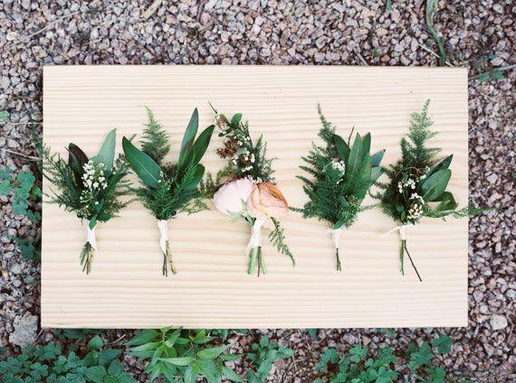 Floral Themed Additions for Your Wedding | J. Bird Photography via 100 layer Cake | #gardenweddings #wedding