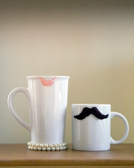36 best images about his and hers coffee mugs on pinterest. Black Bedroom Furniture Sets. Home Design Ideas