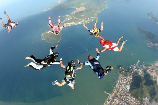 Skydiving Prices - How Much Does It Cost to Skydive?
