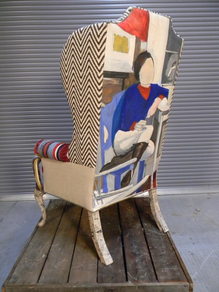 one kings lane happy chair