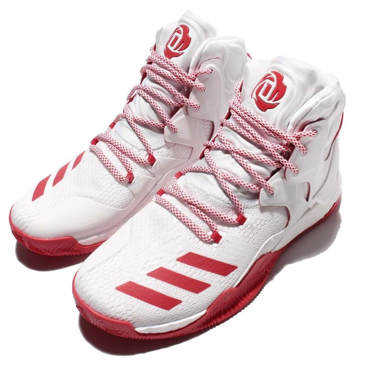 adidas D Rose 7 VII Derrick White Ray Red Mens Basketball Shoes Sneakers B54132