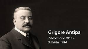 "Grigore Antipa, Biologist, zoologist, ecologist. He first displayed his idea of ""diorama"" in 1907, when he opened the Natural History Museum in Bucuresti - his expertise has been recognized and his dioramas used by all museums around the world."