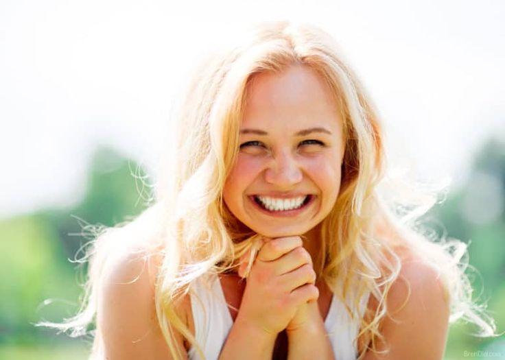 Természetesen fehéríti a fogakat otthon, 14 módon a fehér fogak természetesen
