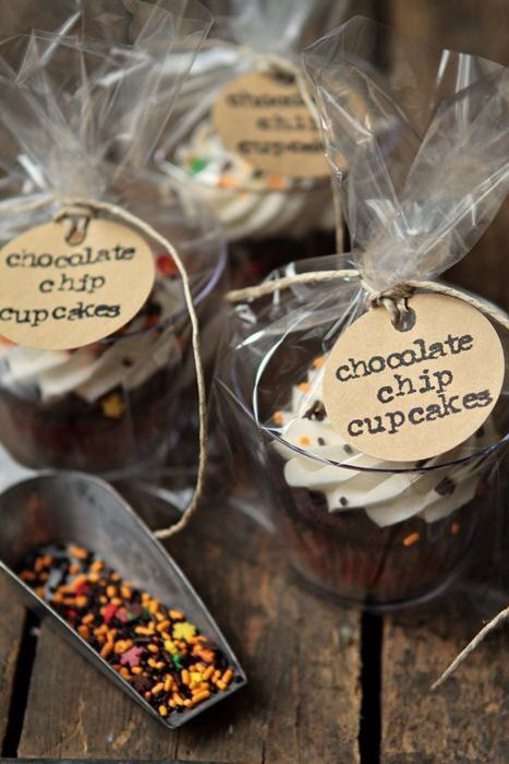 HOW TO package cupcakes
