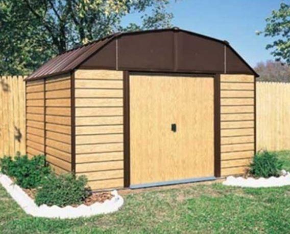 Best 25 storage sheds for sale ideas on pinterest for Used metal garden sheds for sale