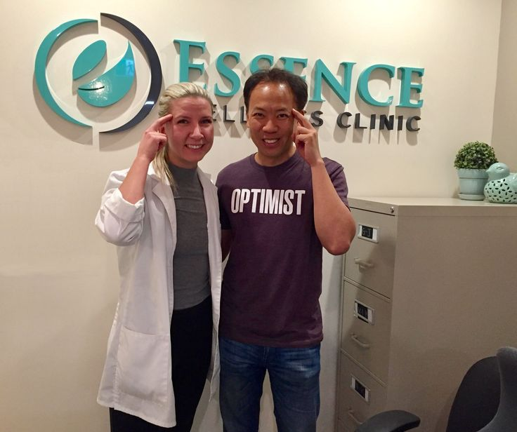 Very glad #JimKwik came in for a visit at #essencewellnessclinic