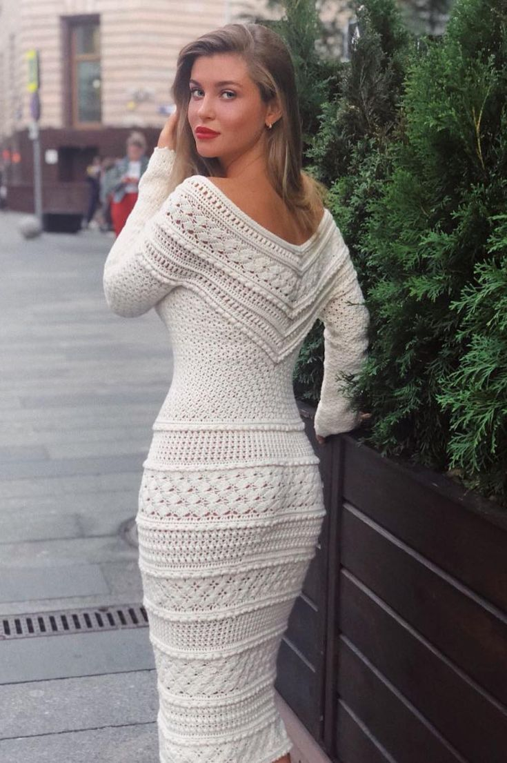 6+ Free Crochet Clothes Idea- Crochet Dresses, Trousers And