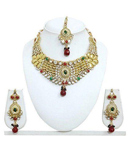 Dazzling Indian Bollywood Red & Green Stone White Stone W... https://www.amazon.com/dp/B06X8Z14HG/ref=cm_sw_r_pi_dp_x_TEaRybH665PEK