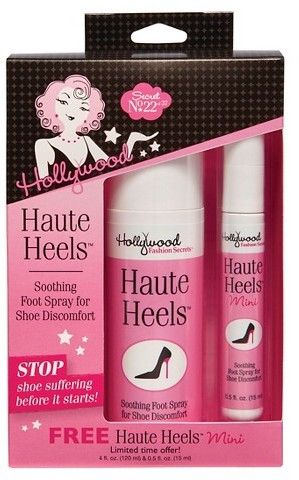 Hollywd Fash Sec Foot Pain Treatments