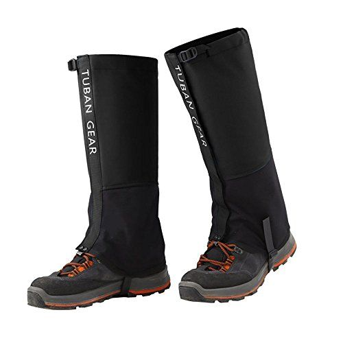 Eagsouni® Hiking Gaiters Snow Gaiters Waterproof Boot Shoes High Leg Cover Reinforced TPU Strap Breathable 500D Nylon--9.99 Check more at https://www.uksportsoutdoors.com/product/eagsouni-hiking-gaiters-snow-gaiters-waterproof-boot-shoes-high-leg-cover-reinforced-tpu-strap-breathable-500d-nylon/