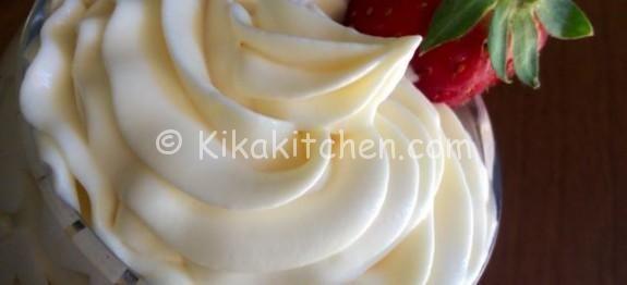Crema diplomatica (crema chantilly all'italiana) | Kikakitchen