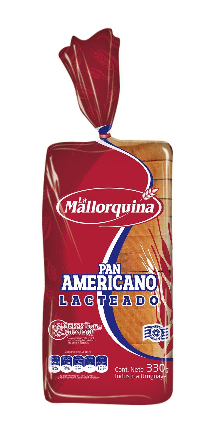 Pan de molde americano / La Mallorquina