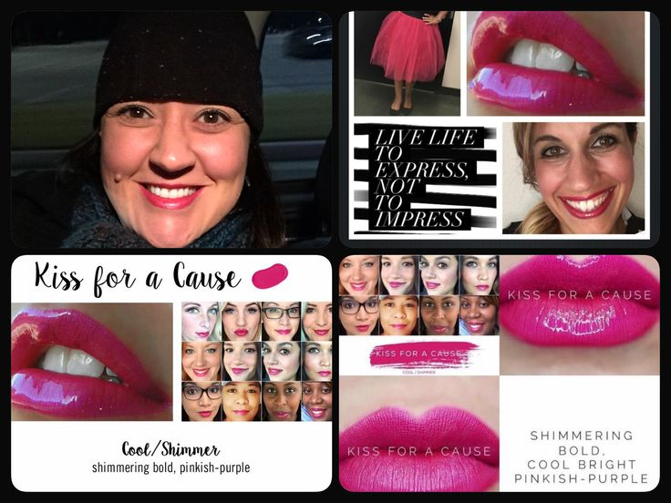 Kiss For a Cause LipSense with Glossy Gloss, LipSense Independent Distributor #366243 #LipSense #SeneGence #LippilyEverAfter #LippilyEverAfterWithLiz #KissForACause #GlossyGloss #KFACForJoni #KissThisCancer #SeneKissesForJoni