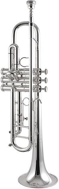 Getzen 700S Bb  ONe of the options for Lauren's new trumpet