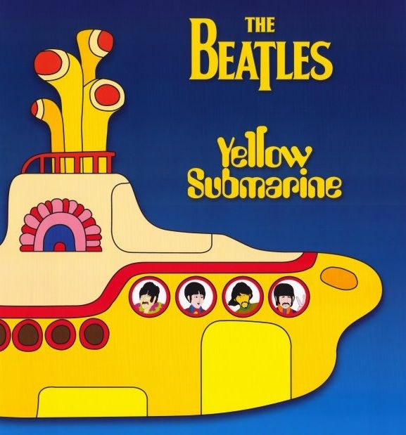 beatles yellow submarine movie poster The Beatles Yellow Submarine To Screen In Limited Theaters Nationwide