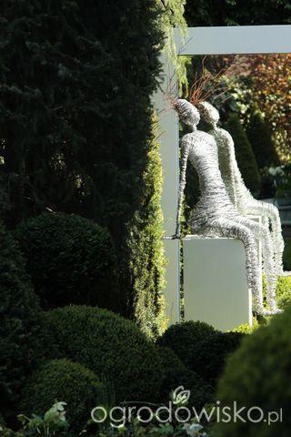 Wizytówka - Ogród nie tylko bukszpanowy - strona 18 - Forum ogrodnicze - Ogrodowisko