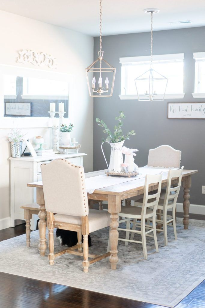 Spring Home Refresh On Facebook Marketplace Dining Room Shelves