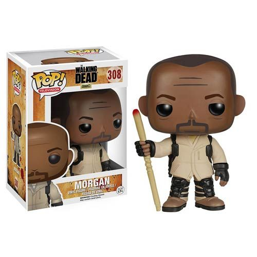 Walking Dead Morgan Pop Vinyl Figure