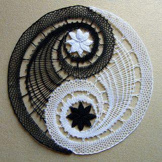 Yin-yang by Gibritte