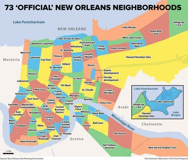 Best New Orleans Walking And Riding Krewes Images On Pinterest - Usa map new orleans