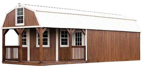 Premier Portable Buildings | Models | Home Sweet Home ...