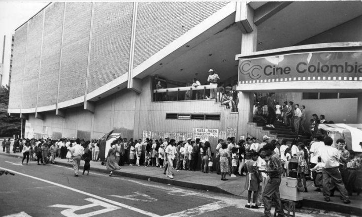 Teatro Cine Colombia #Cali #CaliViejo #Valledelcauca #Colombia