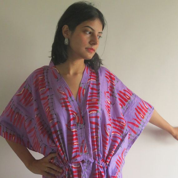 Purple Chillies Nursing MaternityHosptial Gown by silkandmore
