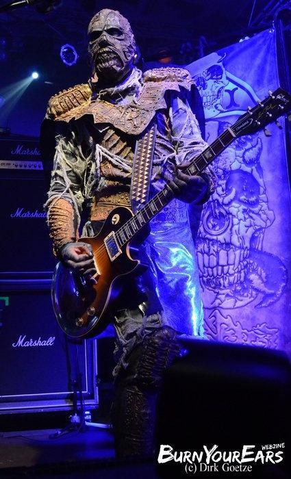 Lordi / live @ Cologne in April 2013