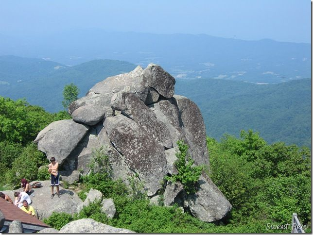 Sharp Top at Peaks of Otter, Bedford County, VA