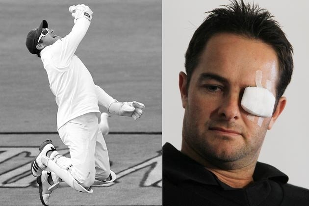 Mark Boucher:  The most prolific wicketkeeper in international cricket, South Africa's Mark Boucher announced his retirement on July 10 following a painful injury to his left eye. Boucher, 35, was struck in the eye by a bail in Taunton during South Africa's practice game against Somerset ahead of their Test series with England.