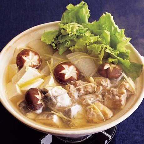 2-2.モヤシたっぷりヘルシー鍋 - あったか寄せ鍋が食べたい!レシピ24 ... 生姜とレタスのさっぱりヘルシー鍋