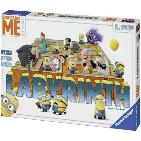 Despicable Me Labyrinth Game, Assorted