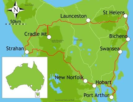 Tasmania - 10 Day Itinerary