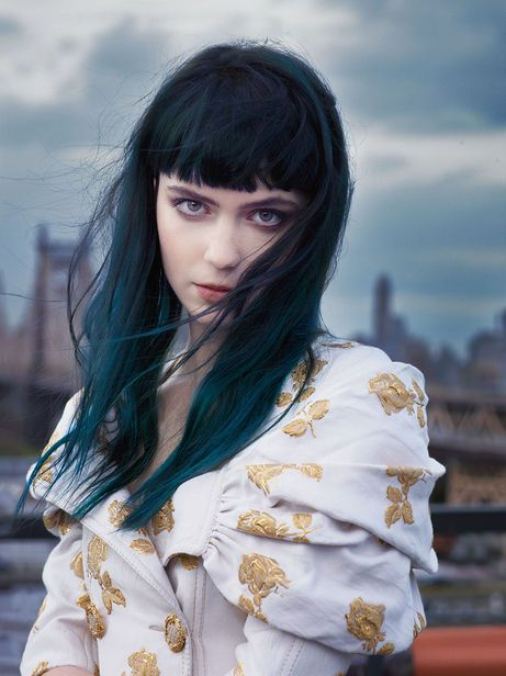 Grimes by Ralph Mecke